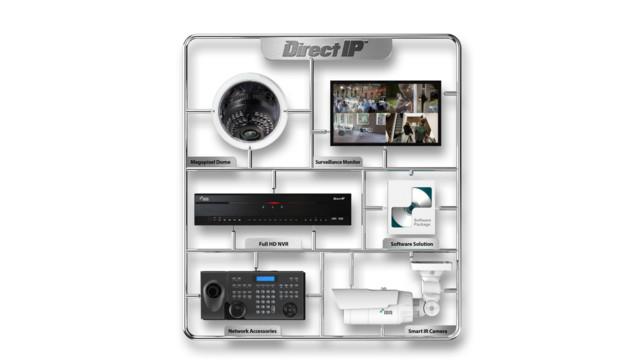DirectIP surveillance solutions