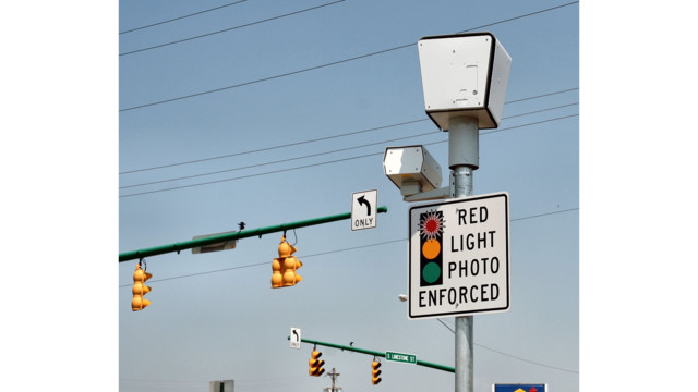 Columbus joins other Ohio cities in challenging state's red-light camera ban