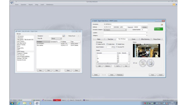 AMAG Symmetry v8.0.2 access control software