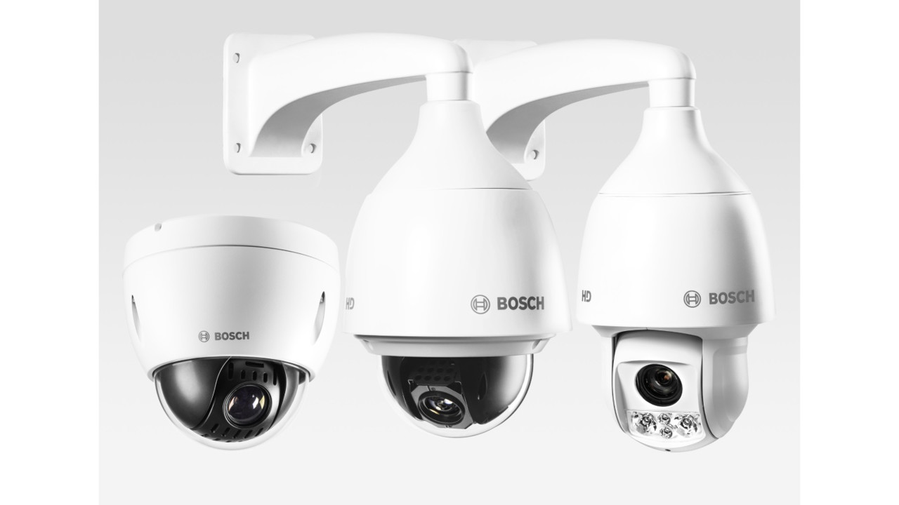 Bosch S Autodome Ip 4000 And Autodome Ip 5000 Ptz Cameras