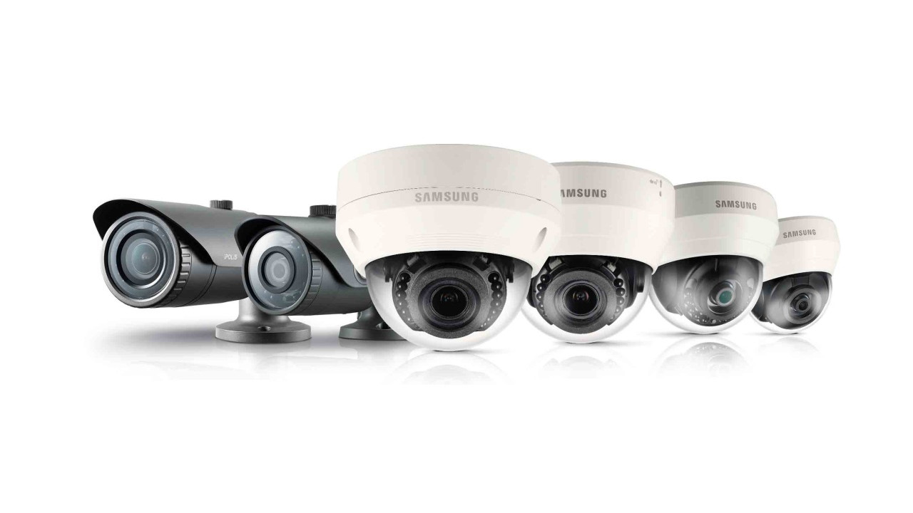 Image result for samsung surveillance cameras