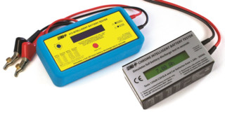 ACT Meters' Intelligent Battery Testers
