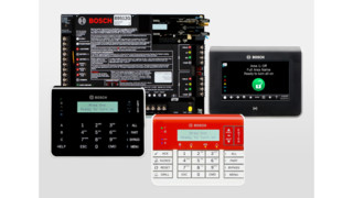 Bosch's B9512G and B8512G Security Control Panels