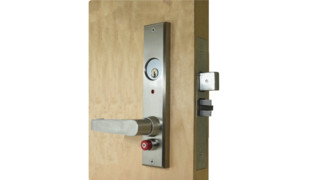 Securitech raises safety standards with unique one-press classroom deadbolt
