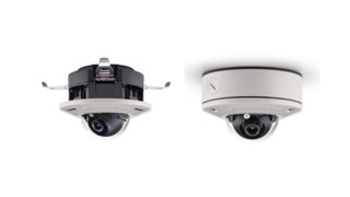 Arecont Vision's MicroDome G2 IP Megapixel Cameras