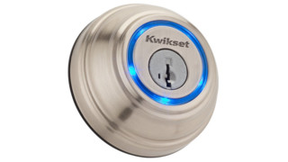 Kwikset Signature Series motorized deadbolts with Home Connect technology