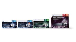 Samsung's IP Surveillance Kits