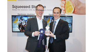 Axis' Zipstream technology wins SIA New Product Showcase award