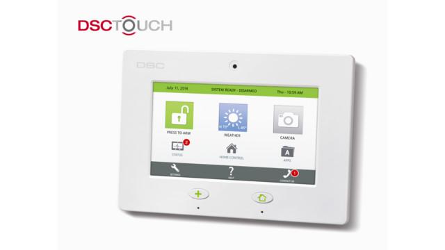 DSCTouch Wireless Alarm Panel