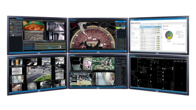 Pelco's VideoXpert Video Information Management System