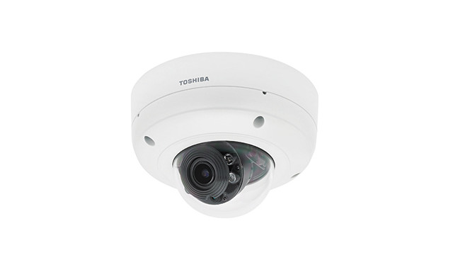 Toshiba's IK-WR31A and IK-WD31A IP dome cameras