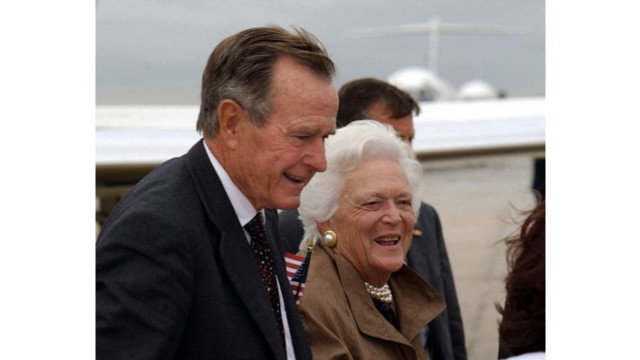Report: Alarm at G.H.W. Bush home broken for 13 months