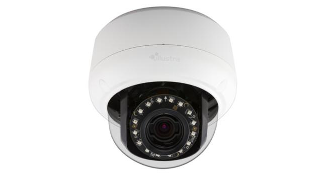 Illustra Pro, Flex, Essentials and Edge IP Camera Lines