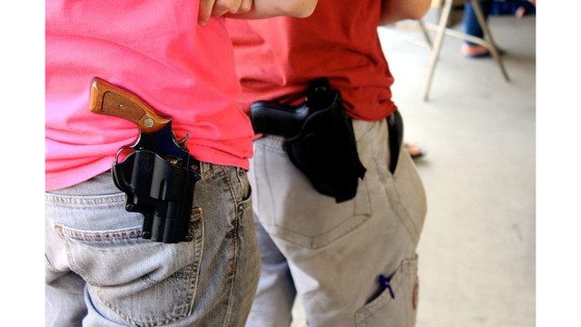 Texas House approves open carry bill