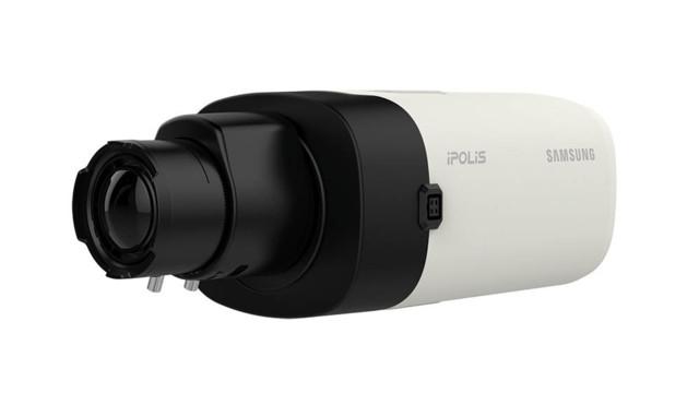 Samsung's SNB-9000 4K Ultra HD Camera