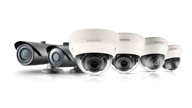 Samsung WiseNet Lite IP Cameras