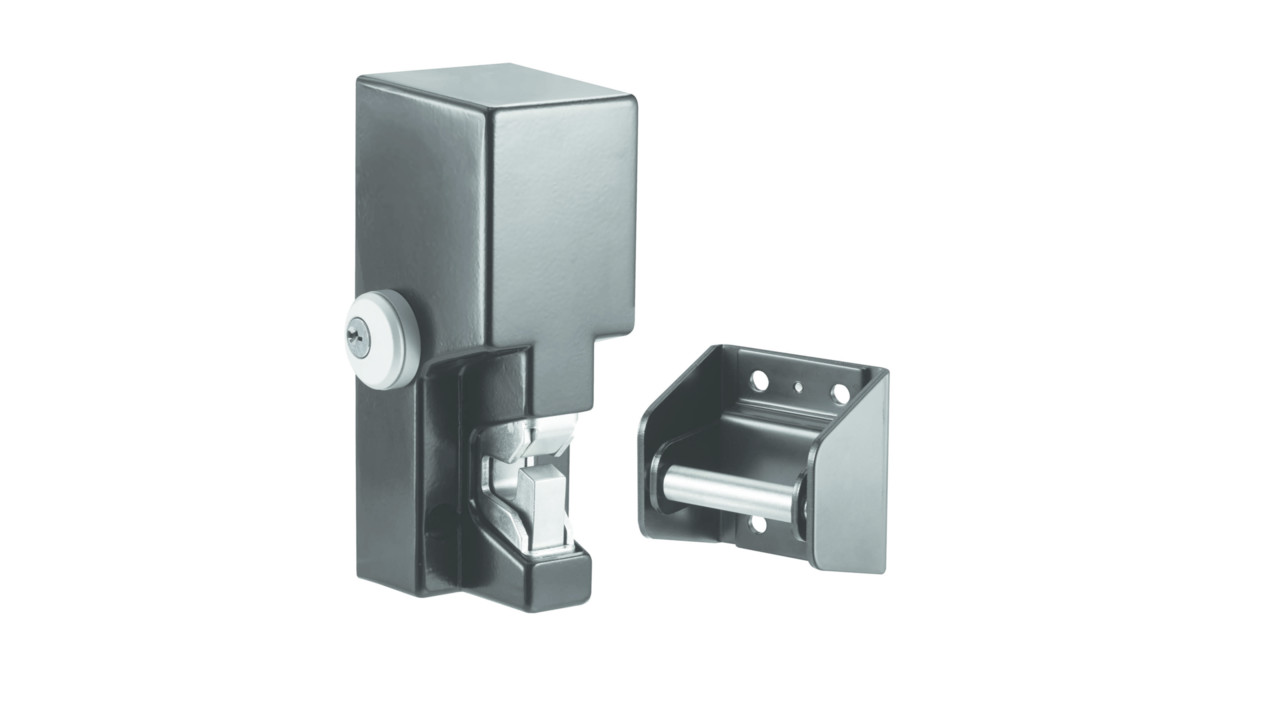 Securitron S Gl1 Gate Lock Securityinfowatch Com