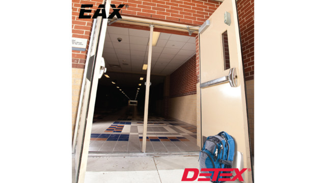 EAX 300 5543b75ca5e20  sc 1 st  SecurityInfoWatch.com & Detex Battery Operated Door Prop Alarm   SecurityInfoWatch.com