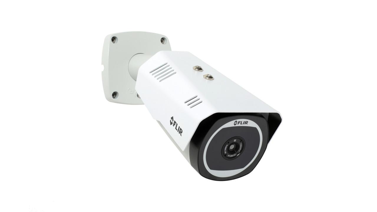 Flir Tcx Thermal Bullet Security Camera