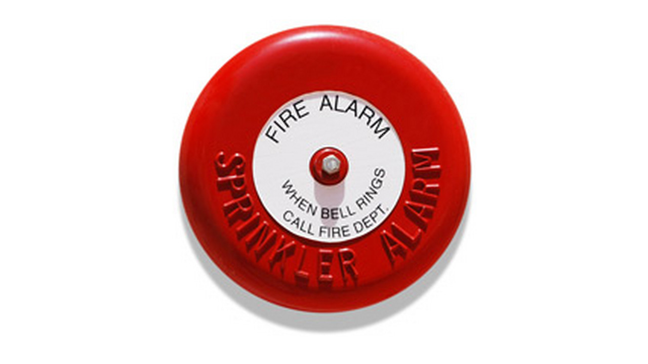 Sprinkler Alarm Confusion Securityinfowatch Com