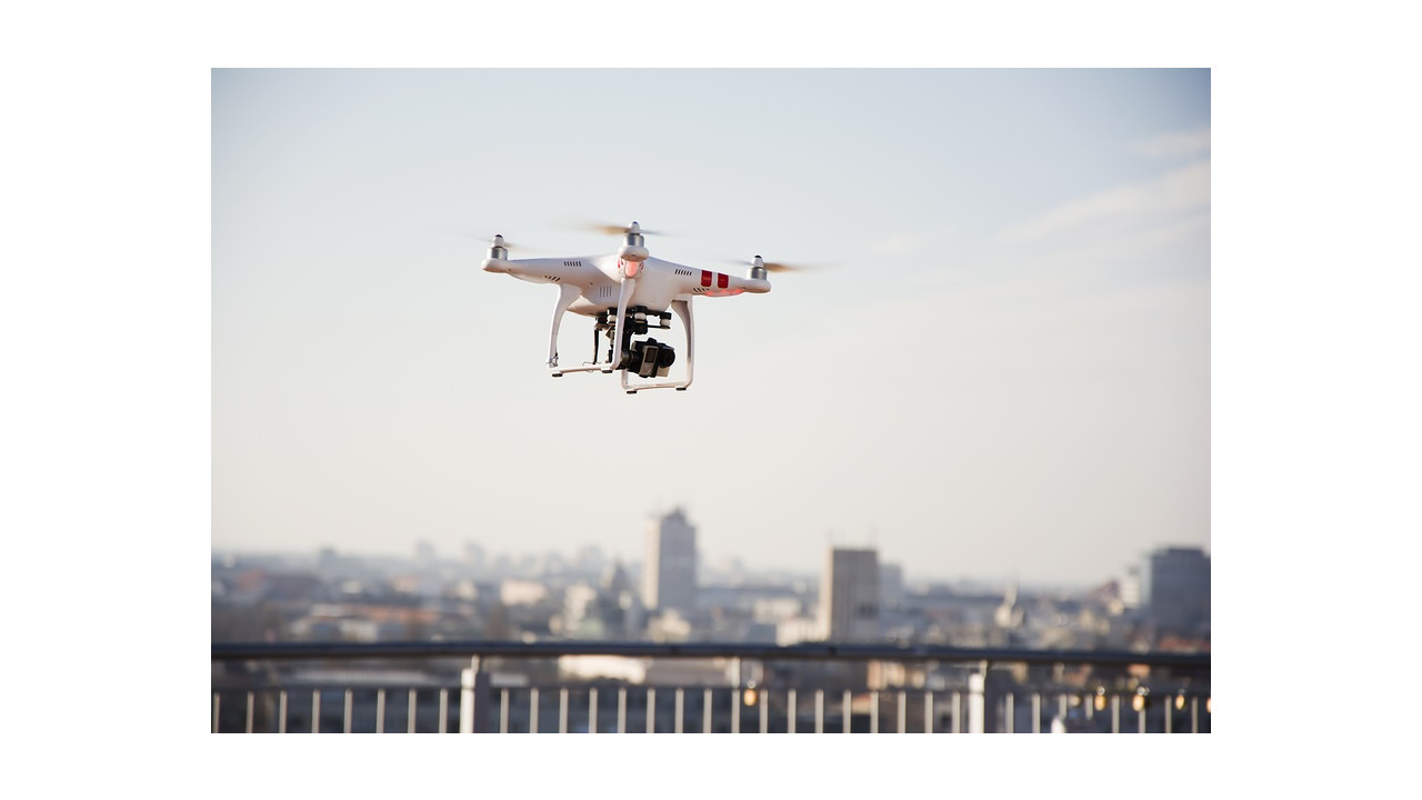 Security Video Surveillance To Play A Key Role In Commercial Drone - Drone maps google
