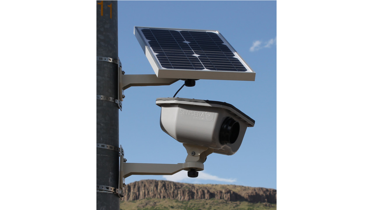 Sensera Systems Expands Solar Wireless Site Camera