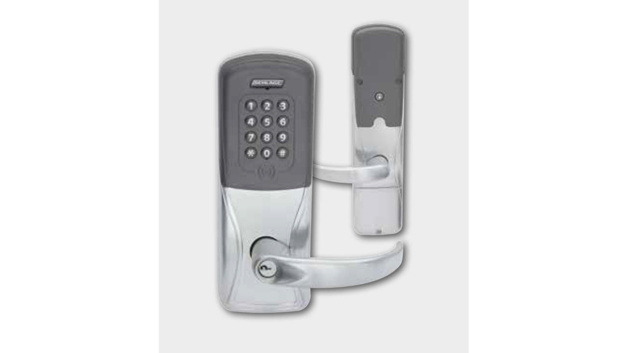 Schlage Ad 400 Networked Wireless Electronic Lock