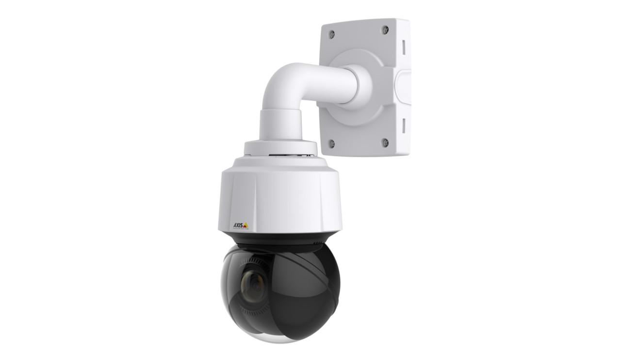 Axis Communications Q6128 E 4k Ptz Dome Camera