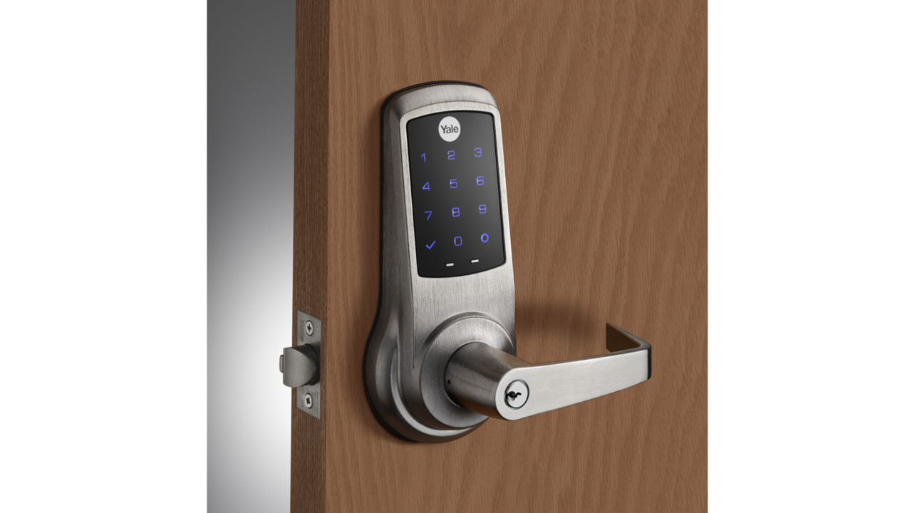 Yale Nextouch Keypad Access Lock Securityinfowatch Com