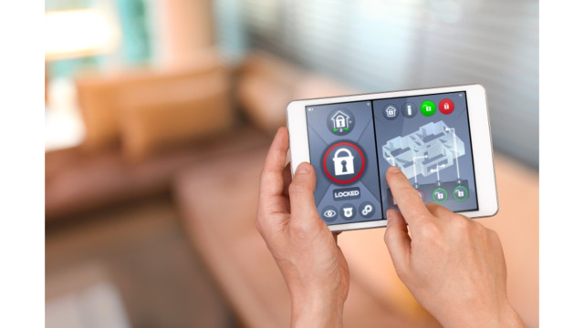 Security Plays A Prominent Role In The Growing Market For Smart Home Tech