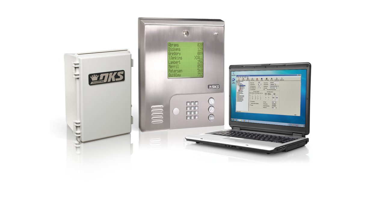 Doorking 4g Lte Cellular Telephone Entry Systems