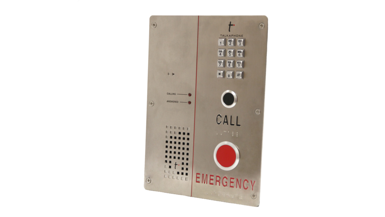 VOIP–500 Series Emergency Call Stations ...