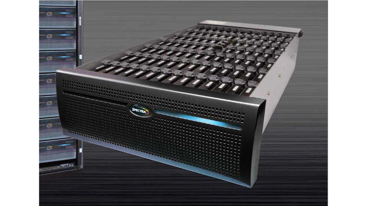 Arcticblue Nearline Disk Storage System