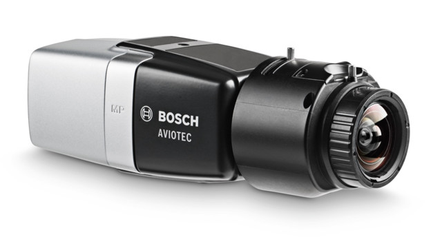 Bosch Aviotec Fire Amp Smoke Detection Camera Is Device
