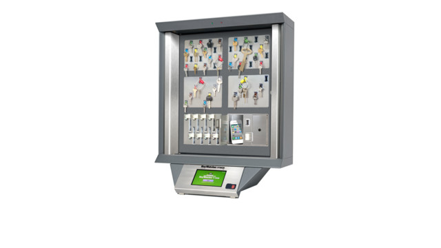 morse watchmans keywatcher touch key control cabinet rh securityinfowatch com Morse Watchmans KeyWatcher Power Morse Watchmans KeyWatcher Power