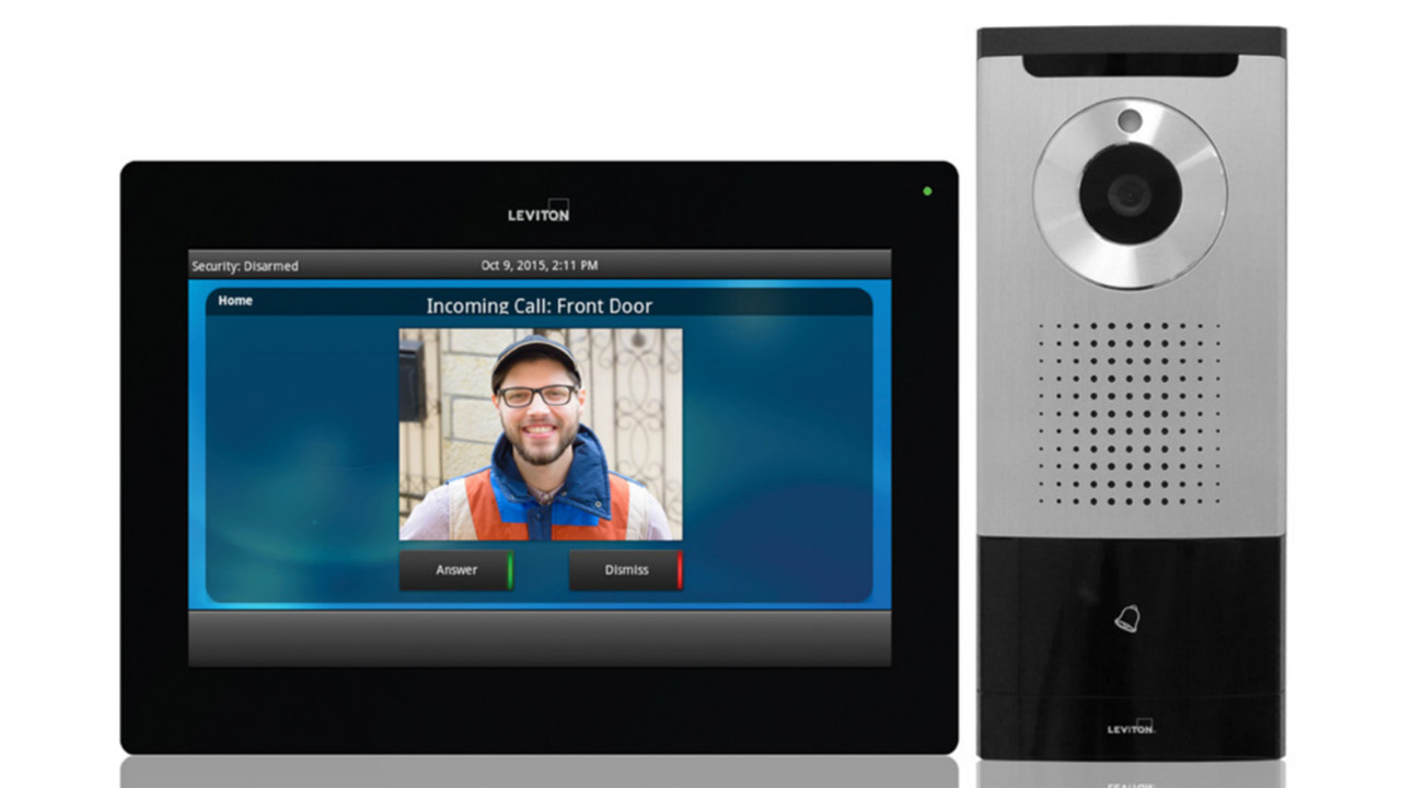 Intercom Door Station for Omni Security & Automation Systems