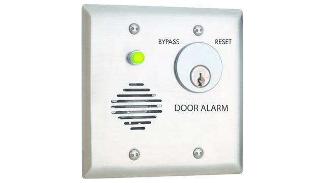Sdc Door Prop Alarms Securityinfowatch Com