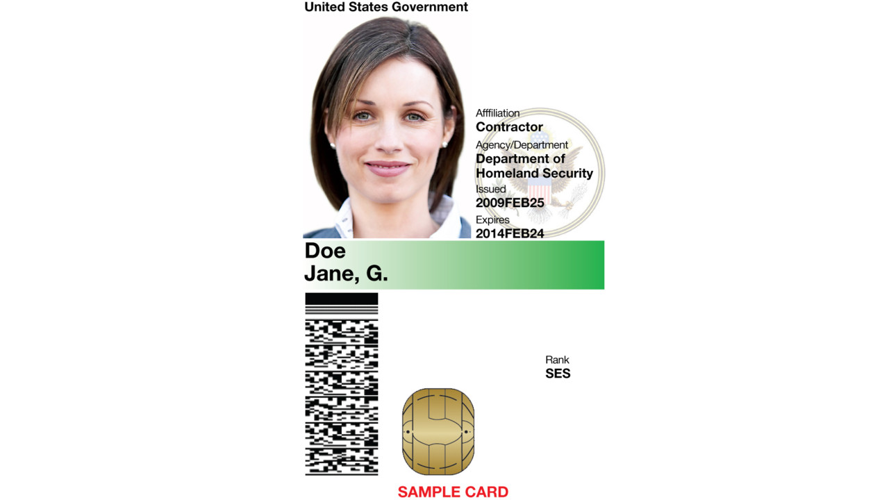 Use Of Piv Credentials Continues To Expand In Government