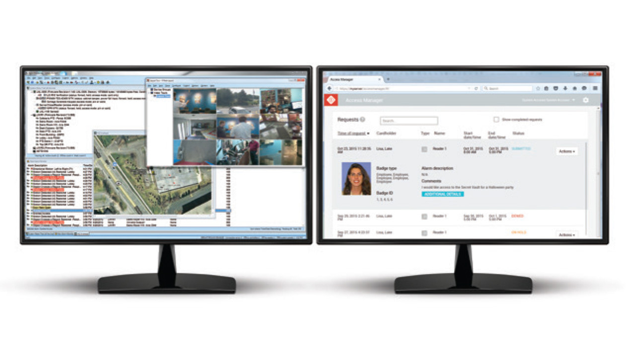 Lenel Onguard 7 2 Security Management Platform