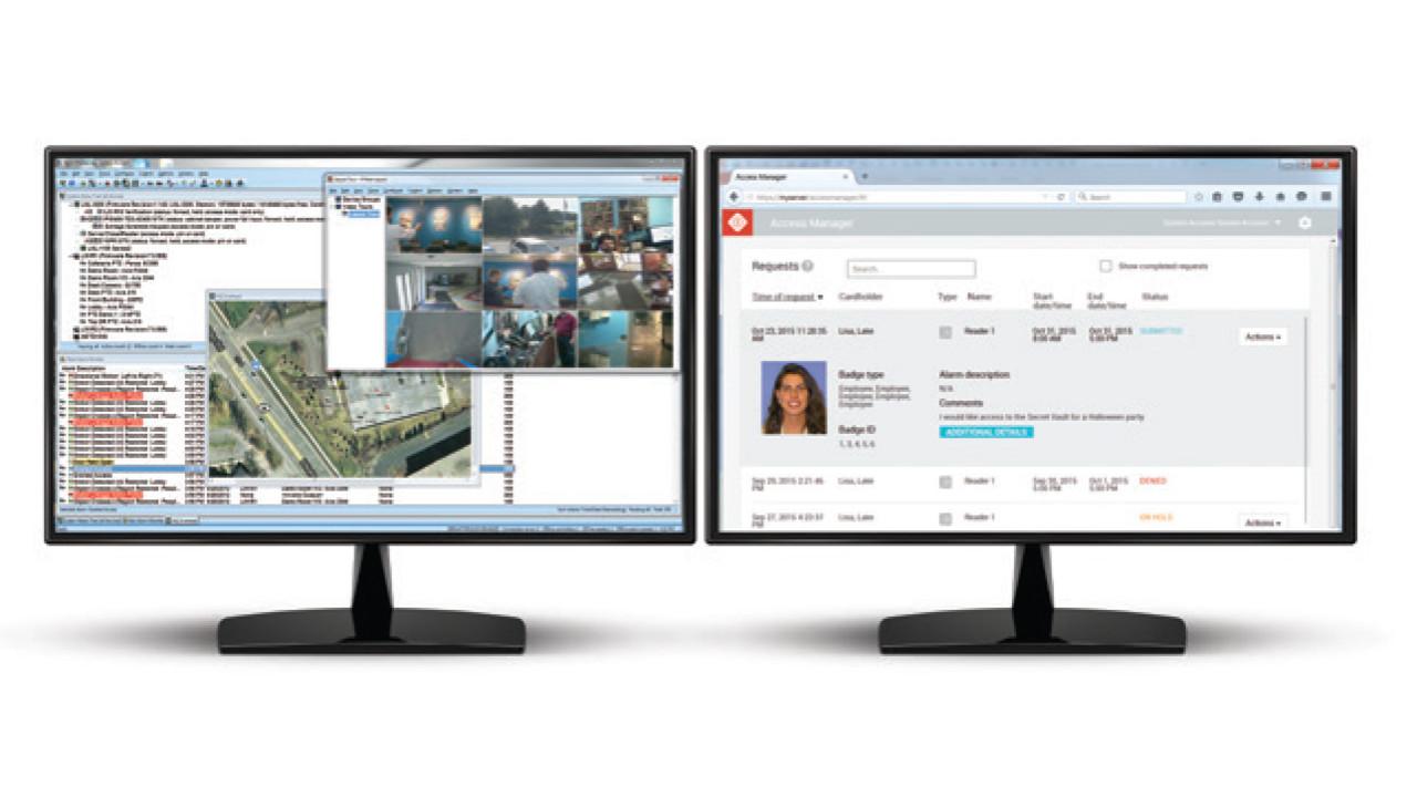 Lenel Onguard 7 2 Security Management Platform