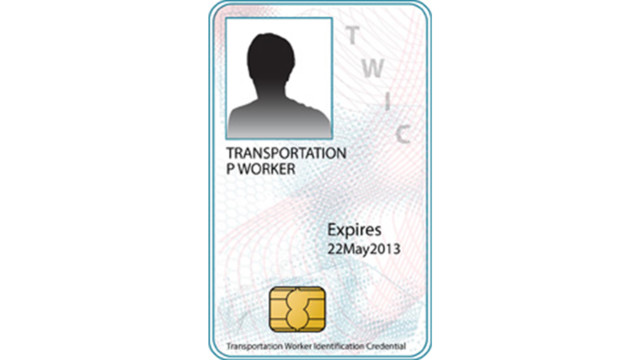 How do you apply for a TWIC card?