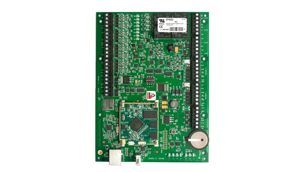 Mercury Security S Ep4502 Intelligent Controller