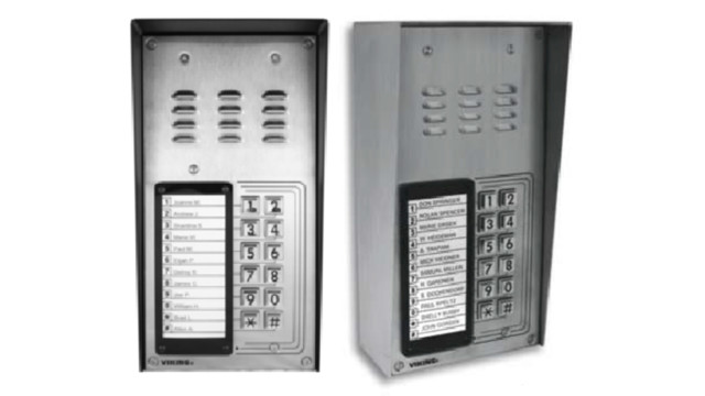 K 1200 Ip Voip Entry Phone System From Viking Electronics