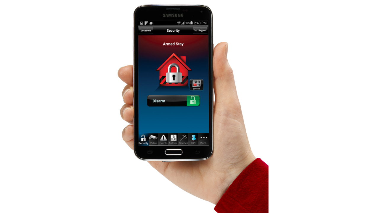 Honeywell Total Connect 2 0 Remote Services Software App
