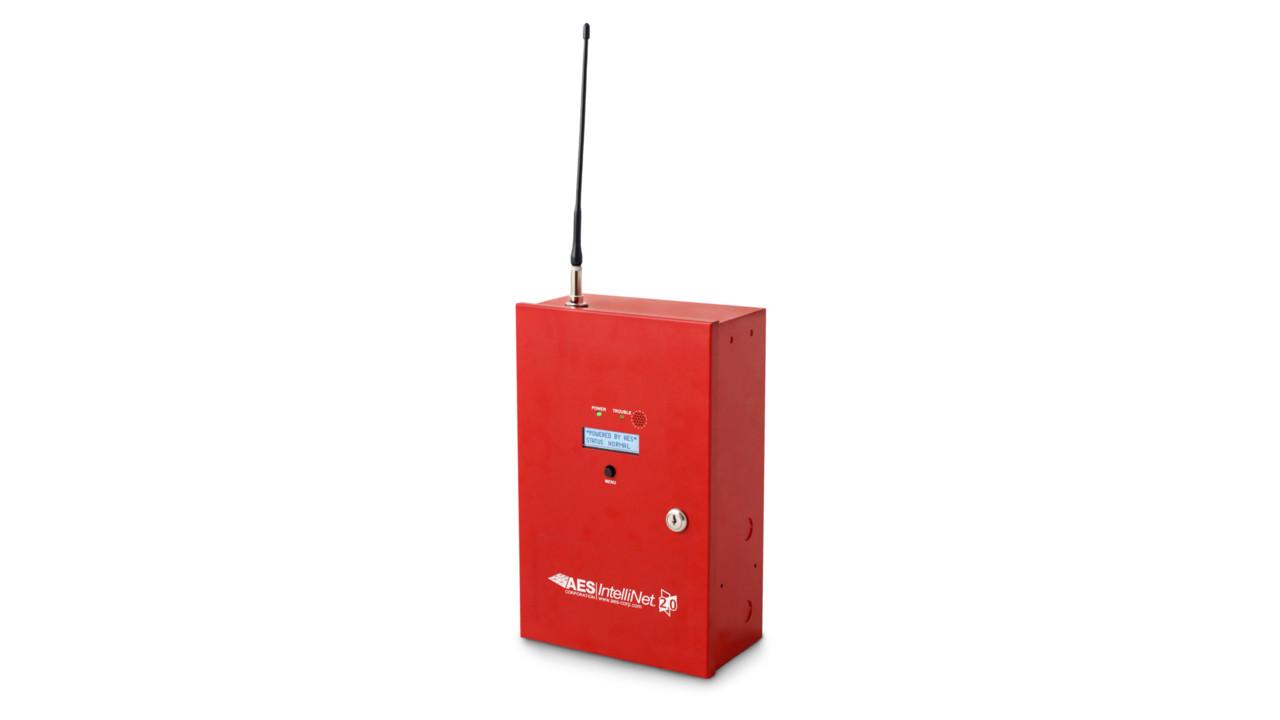 Aes Model 7707 Fire Panel Securityinfowatch Com