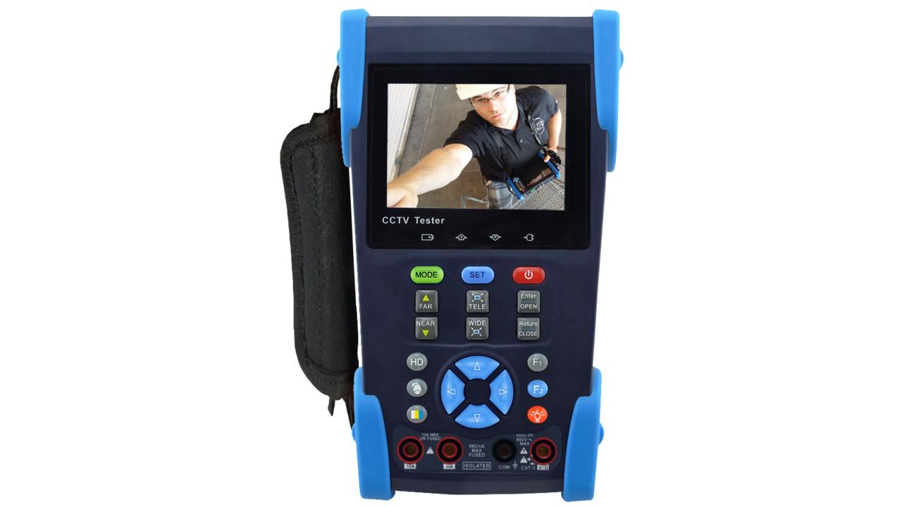 Securitytronix Hd Boss Cctv Tester Meter