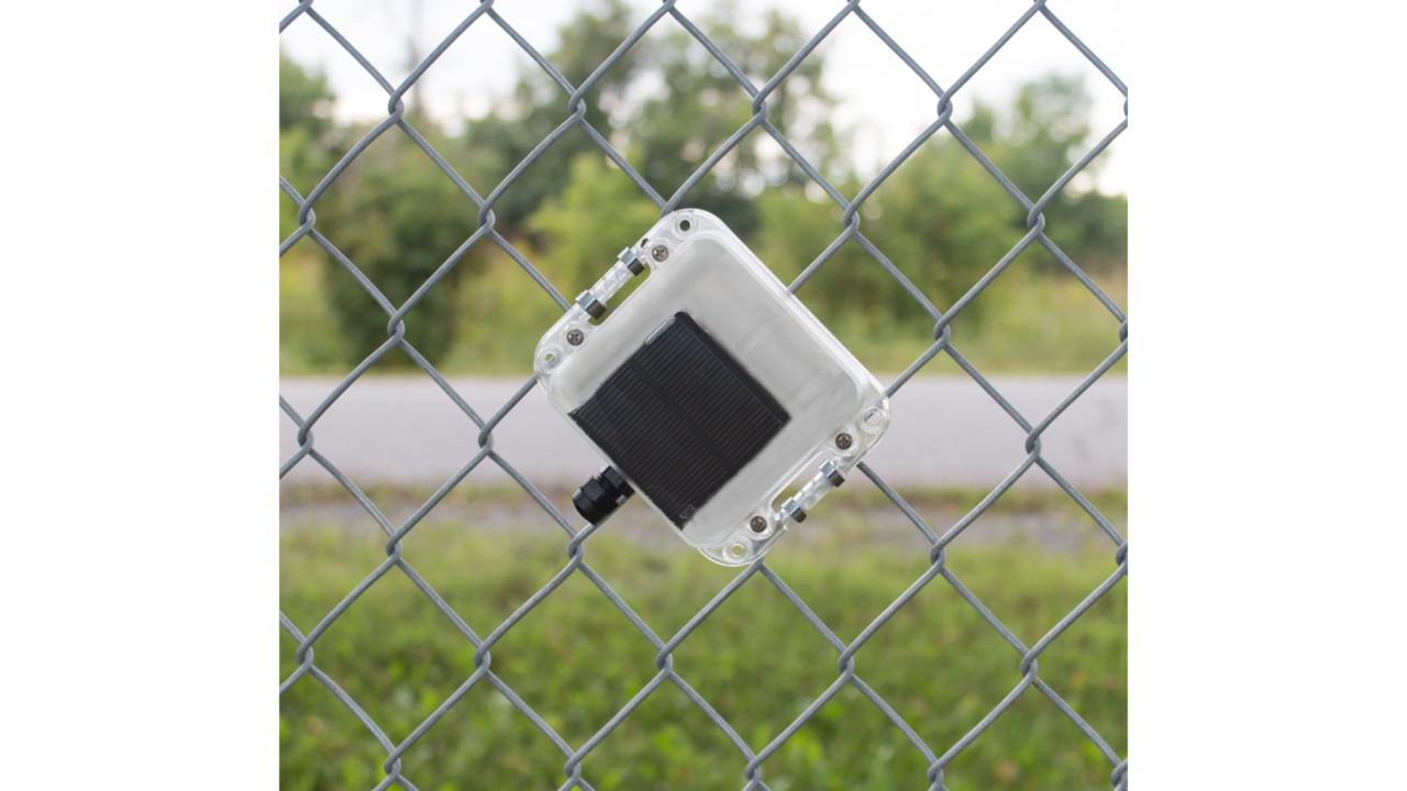 Senstar S Flexzone Wireless Gate Sensor