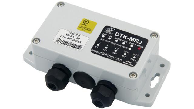 Ditek S Dtk Mrjpoex Outdoor Surge Protector For Ethernet