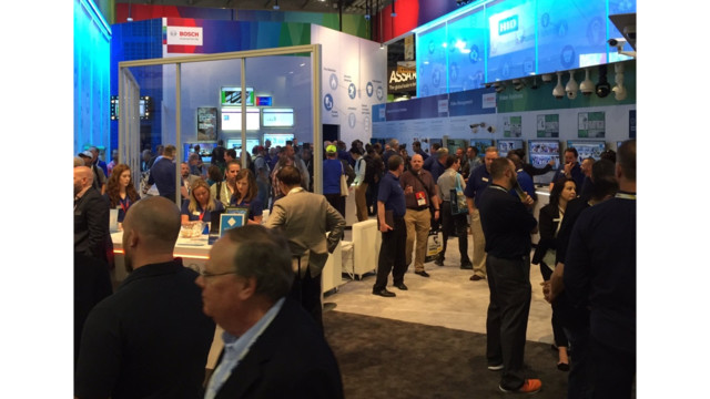 Bosch-Sony partnership comes to fruition at ISC West