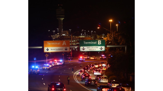 Armed man taken into custody at Orlando Airport